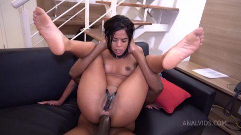 Natasha Rios - Hakuna MATATA:Natasha Riosdestroyed by BBC (Vomit play, vomit-pee cocktail, pee, tapped pussy, condom removal, 0% pussy) OB008 [HD 720P]
