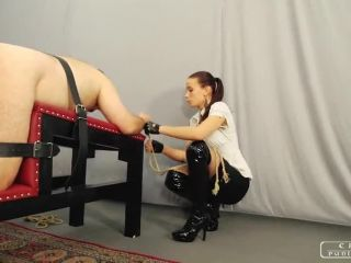 Whipping – CRUEL PUNISHMENTS – SEVERE FEMDOM – Each time harder – Lady Anette