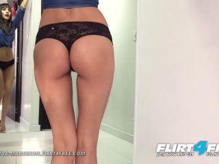 7163 Mirannda Madinson - Sexy Petite Latina w Dildo Foot Fetish