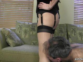 syrenproductions  mistress ayn  cuban heel stocking worship     [22-04-2016]