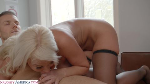 London River - Hot MILF teacher hooks up with her student in the classroom for a passing grade [FullHD 1080P]