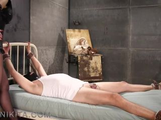 Leather Fetish – Mistress Nikita FemDom Videos – Obey Nikita – Lick My Leather Slut