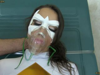 Lily Adams - Warrior Girl Violated and Exposed