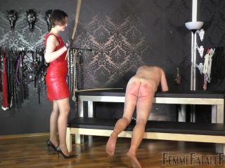Online femdom video Femme Fatale Films - Lady Victoria Valente - Non Stop Suffering  Part 1-5
