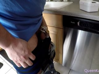 Foot Massage – QUEEN KASEY – Slave Funded Shopping Trip Ends In Spiked Chastity