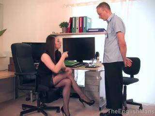 Slave Torture – TheEnglishMansion – Bossed Around – Governess Ely