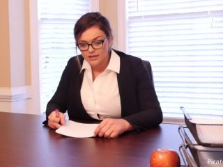 ManyVids Webcams Video presents Girl NikkiEliotMFC in Bad Teacher
