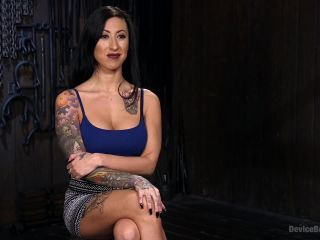 Tattooed Pain Slut Begs to Suffer in Diabolical Devices (December 18, 2015)