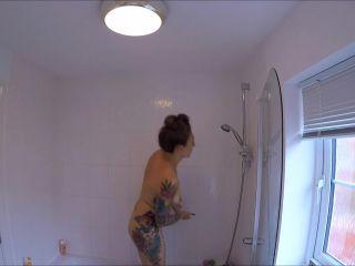 lesbian - ManyVids presents Ava Austen in ROUGH Strapon Fuck& Spit Bath Punishment (Premium user request)