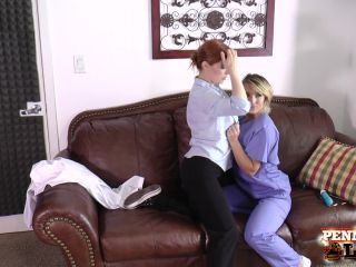 BTS Cali Penny Naughty Lunch Break at The Hospital 1 920 Cali Carter ...