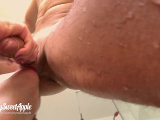 Two Cumshot With Public Flashes And Shower Sex