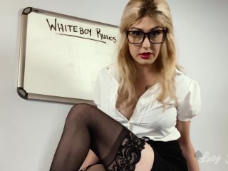 Lucy Spades – RULES FOR WHITEBOYS