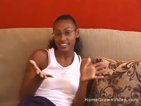 Homegrownvideo.com- Ebony Cutie Takes White Dick In Her Ass