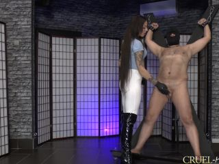 Cruel-Handjobs – Femdom Handjobs I (1080 HD) – Mistress Cleo – Forced Orgasm – Milking, Forced Male Orgasm, ddf fetish on feet