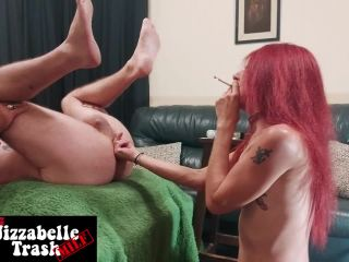 Amateur couple first time painal pegging