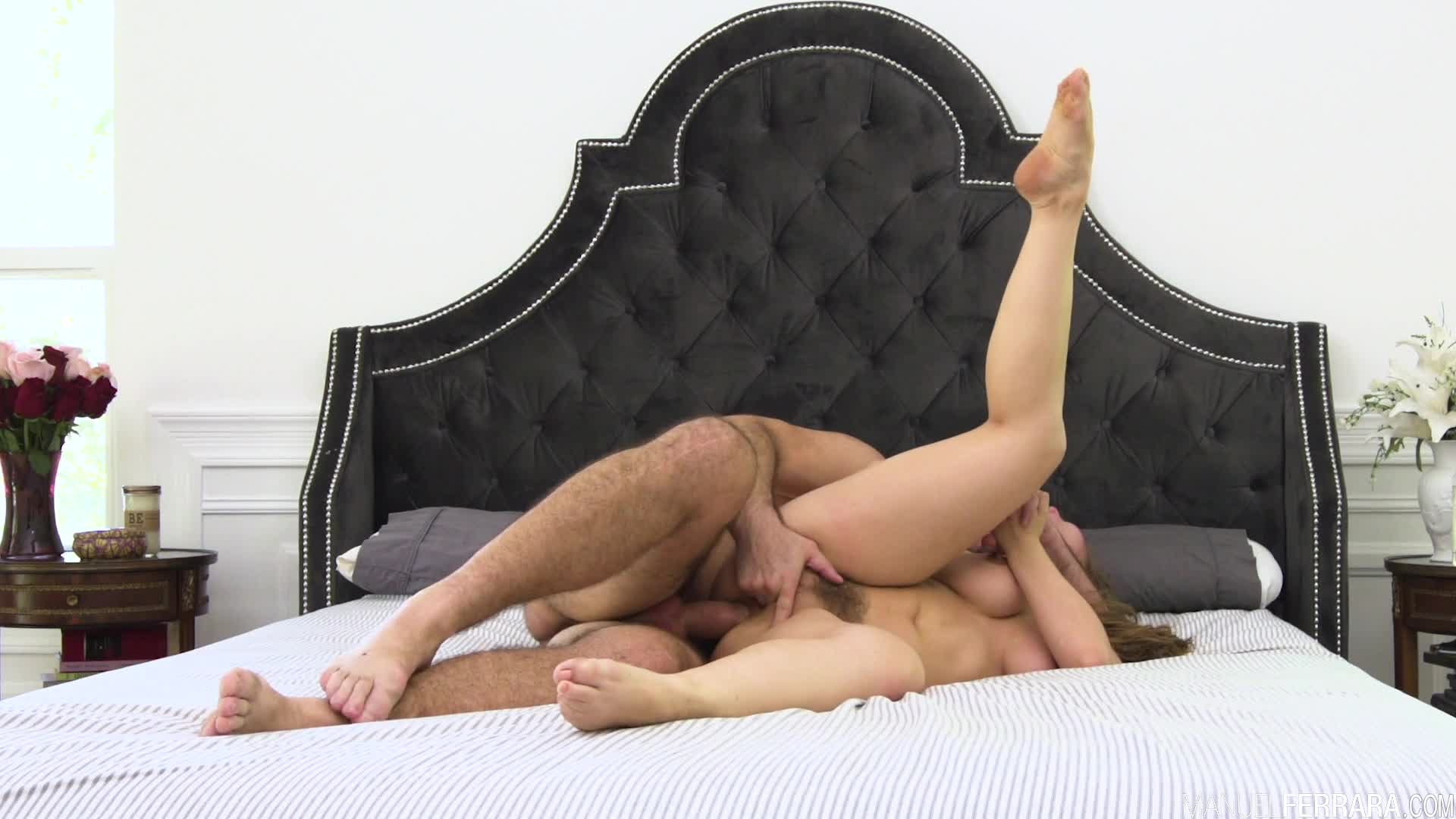 Nickey Huntsman Anal Creampie