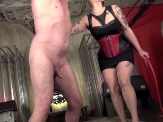 DomNation  BEAT THE COCK (EVEN HARDER)! Starring Mistress Bettie Bondage