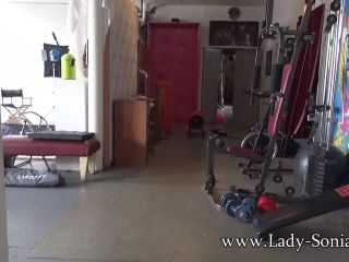 Lady-Sonia presents Lady Sonia in Nude Housewife Cock Sucker