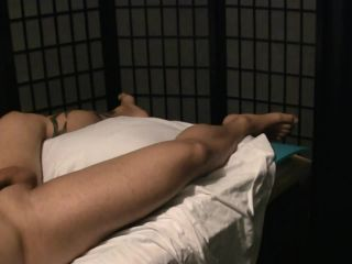 Sexy big boobed masse strokes big cock for the cum blasts