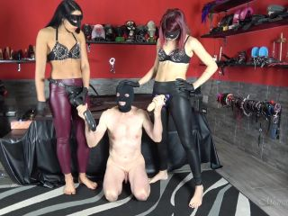 Porn online [Femdom 2019] MISTRESS GAIA – TINY STRAPONS [STRAP-ON, ASS SPREADING, DOUBLE DOMINATION, ASS FETISH, BDSM, FEMALE DOMINATION, femdom online] femdom