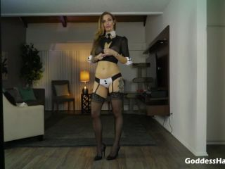 Goddess Harley – self suck