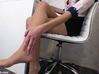 Primal's MILFS - Eva Long - Her bosses Nylon Desires