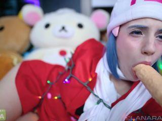 Lana Rain – Dawn Tied Up BDSM Christmas Special 1080p