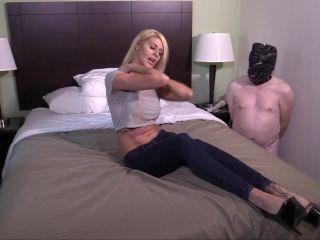 Denial – Tiny Chaste – Chastity Training – Massage & Masturbate – Goddess Lux