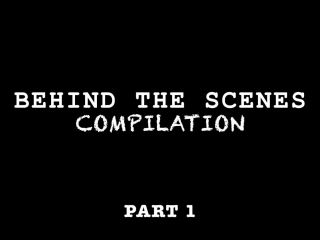 Thank You Behind The Scenes Funny Compilation - Part 1