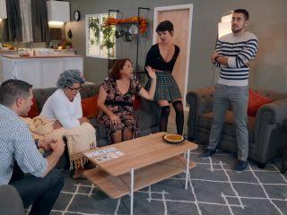 Grateful for Cock - tranny clip - cumshot jasmine webb anal