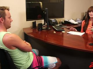 Bianca Breeze had other plans for this lazy dick! Bianca Breeze, Van W ...