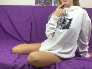 Casting Milana, 18 years, Saint-Petersburg, orgasm in doggy