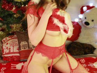 Soles – oreob4by – christmas stocking tease