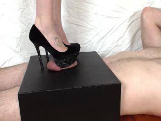 Bdsm – Goddess Bianca Baker – Black Heels