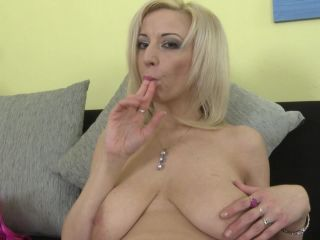 Brenda B (Naughty Housewife Playing With Her Toys)