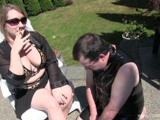 Club Stiletto Femdom - How He Amuses Me [FullHD 1080P] - Screenshot 2
