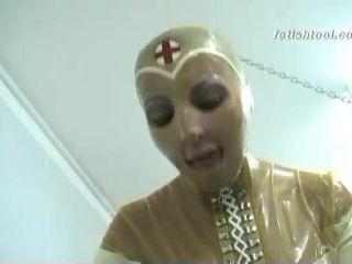 Latex Porn – 8385 – Anal Submission – Mistress Valentina – Slave M