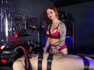 The English Mansion – Miss Zara DuRose – Rebreathe Sex Subjugation – Complete Movie – Female Orgasm, Rebreathe Mask