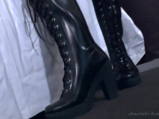 Gas Mask – Absolute Femdom – Anonymous Rubber Fucker