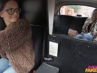 Barbara Bieber, Destiny Vegas in Lesbian boob appreciation