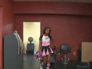 Black Cherry Cheerleaders, Scene 2