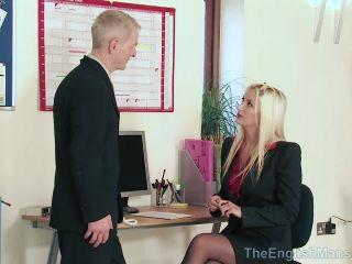 [Femdom 2018] The English Mansion  Lies Equal Punishment  Part 3. Starring Mistress Nikki [Femdom Spanking, Spanking F_M, Spanked, Spank]