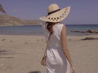 searching for a perfect beach itanos beach greece crete - 1080
