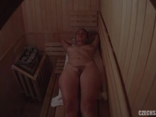 wam fetish czech | Voyeur czech sauna busty and hairy | czech
