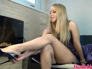 humiliation pov  leg goddess  you're my addicted mindless jerking robot