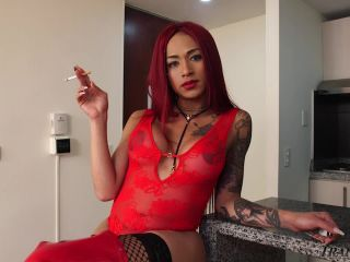 Alexandra Montenegro, Amanda Fialho in Fetish Frenzy