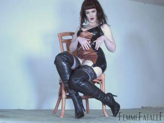 Lingerie – Femme Fatale Films – The J.O.I. Of Latex – Complete Film – Miss Zoe