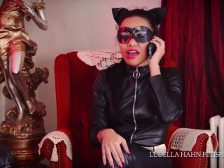 Porn online Ludella Hahn - The Cat's Batty Burglar femdom