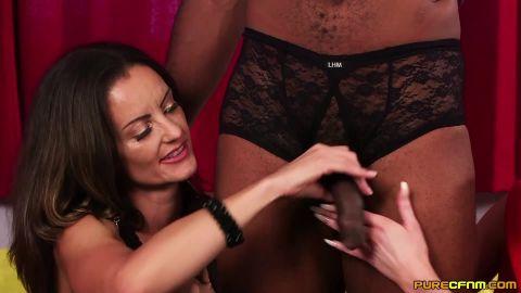 Lacey Taste, Roxi Keogh, Scarlett Rose, Valentina Cruz - Men's Range [FullHD 1080P]