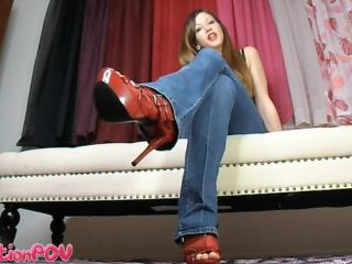 humiliation pov  princess kaylynn  pay for my heels